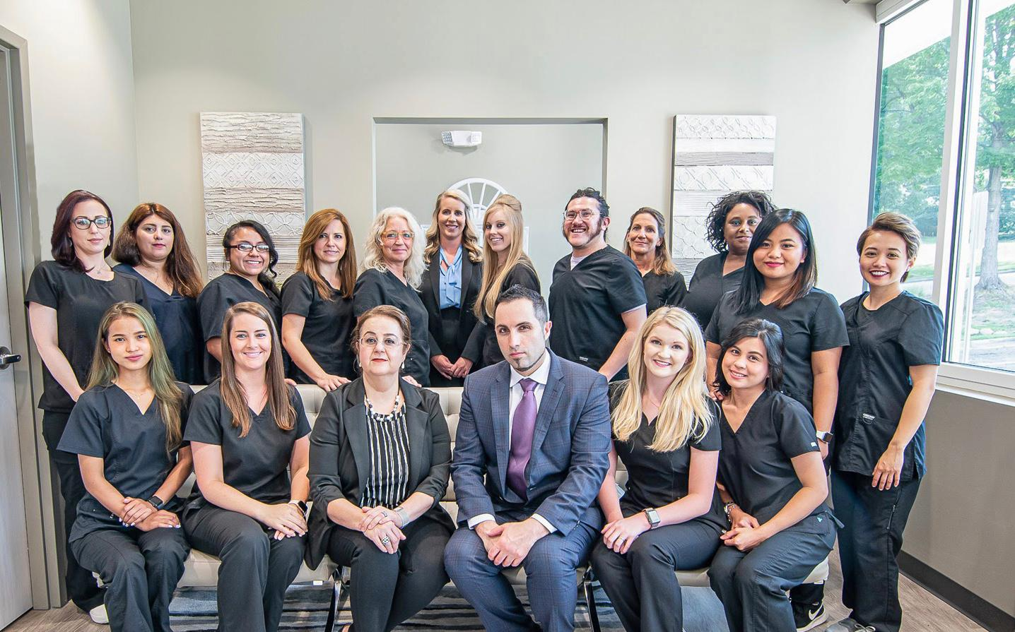 Capital Dental Care Staff Raleigh